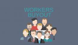 Immagine per la news I lavoratori, da dipendenti a imprenditori. Si riprendono l'azienda e la fanno ripartire.